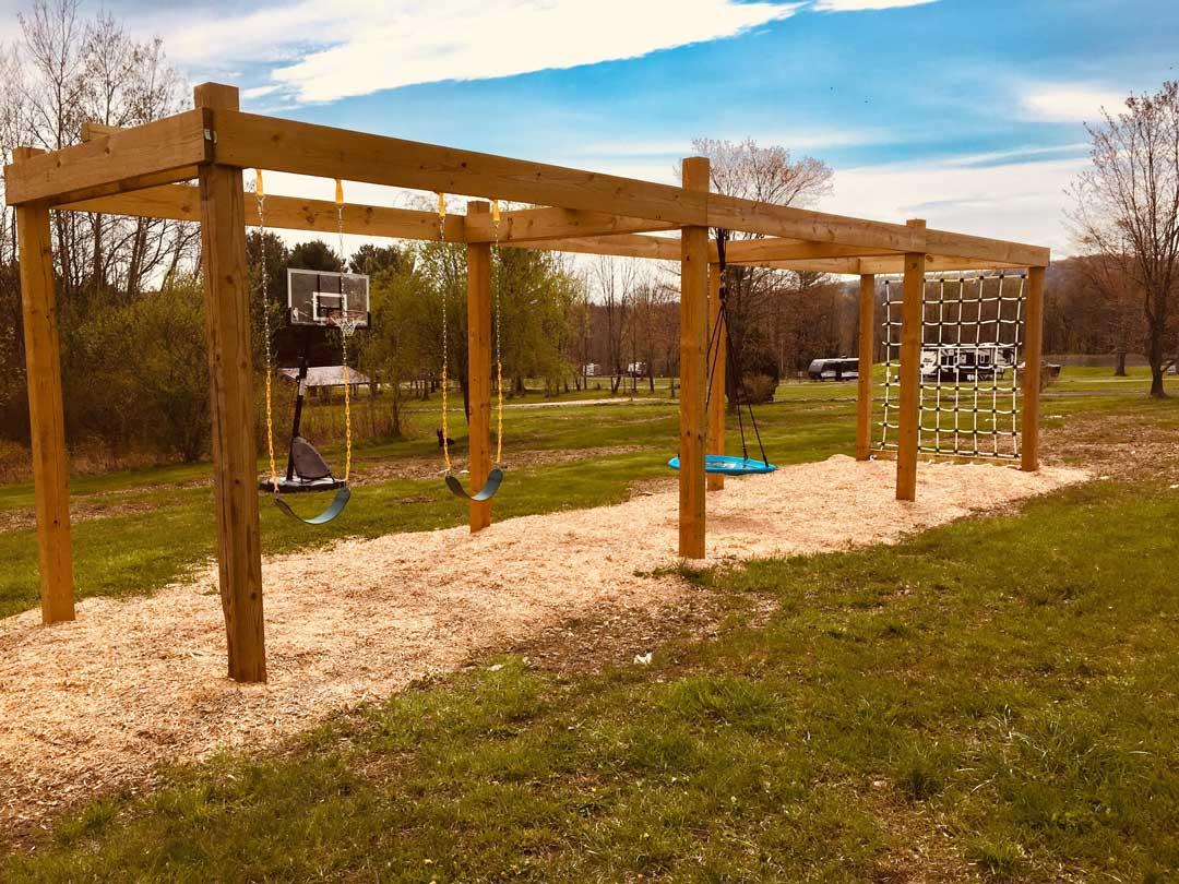 Building Playground